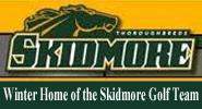 skidmore golf logo 2